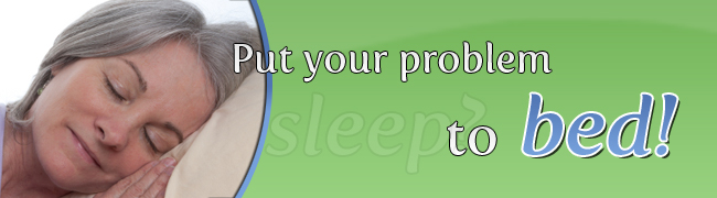 Put Your Problem To Bed